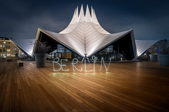 Tempodrom -Berlin- (Sascha Gebhardt Photography) Tags: nikon nikkor d850 1424mm lightroom langzeitbelichtung nacht night berlin germany deutschland reise roadtrip reisen travel tour fototour fx cc