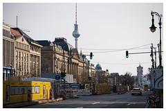Unter den Linden, Berlin (nickcoates74) Tags: a6300 berlin germany ilce6300 march sony unterdenlinden fernsehturm mit mitte