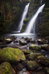Not Kimmeridge Bay... (Rich Walker75) Tags: landscape landscapes landscapephotography waterfall waterfalls dartmoor devon canon eos100d efs1585mmisusm eos