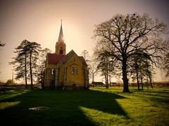 100+ year old Church (DrQ_Emilian) Tags: church building architecture old historical sunshine sunlight sunset rural countryside trees light colors details photography hobby travel visit explore outdoors bodo timis banat romania europe