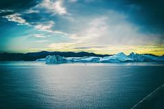 Unreality (*Capture the Moment*) Tags: 2017 clouds cruise cruiseship diskobay diskobucht eisberge elemente greenland grönland iceberg msdeutschland sonya7m2 sonya7mii sonya7mark2 sonya7ii sonyfe70200mmf28gmoss sonyilce7m2 wasser water wolken