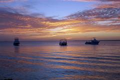 Caribbean Hues (Jeff Mitton) Tags: sunset caribbean caribbeansea marine tropical earthnaturelife wondersofnature