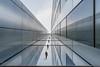 Futuristic City (ARTUS8) Tags: bildkomposition flickr fassade fenster digitallycomposed lookingup spiegelung menschen linien modernearchitektur nikond800 nikon28300mmf3556 personen person reflection film