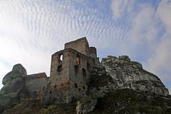 IMG_0969 (Joan van der Wereld) Tags: polishjurassicupland nature naturephotography landscape rock limestone hilly boulder olsztyn castle ruins medieval historical heritage poland south