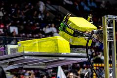 IMG_7909 (holytrinityrobotics) Tags: oakville omgrobots light event coverage robot robotics hersheyscentre gold mechanical electrical pneumatics onchampsfrc first firstcanada frc ontario tronic titans