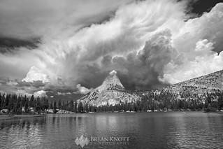 Thunder Mountain (Black & White)