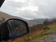 At Fairy Pools car park, Skye (Alta alatis patent) Tags: fairypools car park mirror landscape skye scotland