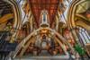 Llandaff Cathedral (Rob Escott - (E-form Photography)) Tags: llandaffcathedral cardiff nikond7200 sigma816mm wales cathedral southwales eformphotography wideangle welshcathedral