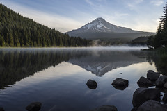 Trillium Lake in the morning, _8200533 (birgitmischewski) Tags: trilliumlake mounthood