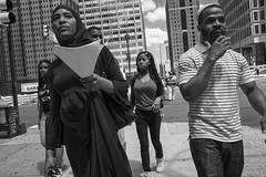 15th Street, 2017 (Alan Barr) Tags: philadelphia 2017 15thstreet street sp streetphotography streetphoto blackandwhite bw blackwhite mono monochrome candid city people fujifilm fuji x70