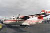 1991 Let L-410VP-E S5-BAD - Slovenian Air Force - Mildenhall Air Fete 1997 (anorakin) Tags: l401 mildenhall 1991 let l410 s5bad slovenianairforce mildenhallairfete 1997