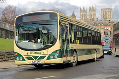 YJ05 UKR (ANDY'S UK TRANSPORT PAGE) Tags: buses york reliance