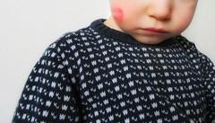 Lui (AnneStany) Tags: lèvres bisous lips kiss enfant kid