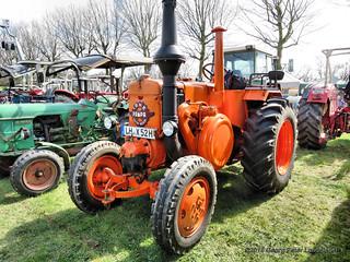 Traktor Pampa