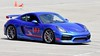 Super-baad, Super-fast (R.A. Killmer) Tags: eric autocross race porsche gt4 blue scca cone fast horsepower driver quick car racer competition fastest