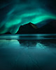 Sands of time (Jay Daley) Tags: sony hauklandbeach norway nightphotography night auroraborealis aurora