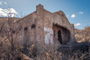 Thinking We're Right (Wayne Stadler Photography) Tags: 2018 ghosttown towns ghosttowntrail jailhouse stones courtland abandoned southwest ruins derelict stoneruins jail arizona usa wildwest west desert
