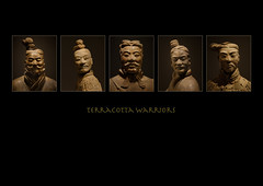 Terracotta Warriors (S.R.Murphy) Tags: warriors warrior army soldier china chinese culture history heritage chinahistory chinesehistory sculpture polyptych terracottawarriors worldmuseum liverpool art terracottaarmy qinshihuang stuartmurphy