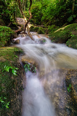 Batu Hampar Waterfall (_DSC7202_1r) (Rizal Zawawi) Tags: attraction tourism holiday beautiful waterfall water fall greenery rock high bridge forest jungle preserve flow drop malaysia travel nature landscape photography wallpaper background beauty garden isolated landmark light lovely natural peach smooth drops swim happy fresh cold outdoor preserved tourist stream river green trees