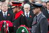 Prince Harry and Prince William, Duke of Cambridge attend the annual Remembrance Sunday Service at the Cenotaph on Whitehall on November 8, 2015 in London, United Kingdom. (Photo by Carl Court/Getty Images)
