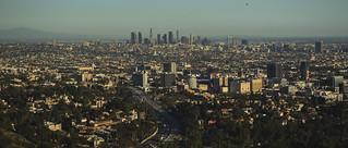 LA is kind of cool i guess