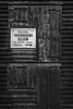 Fish Club (ShrubMonkey (Julian Heritage)) Tags: netshed shed sign details thestade hastings eastsussex mono bw door fishing texture gritty shack hut