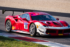 "Ferrari Challenge Mugello 2018 • <a style=""font-size:0.8em;"" href=""http://www.flickr.com/photos/144994865@N06/41083303624/"" target=""_blank"">View on Flickr</a>"
