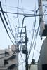 L1020026c (haru__q) Tags: leica m8 leicam8 leitz xenon electrical wire electricwire telephone pole 電線 電柱
