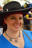 A pirate lass (radargeek) Tags: normanmedievalfaire2017 2017 norman oklahoma medievalfair portrait pirate smile costume