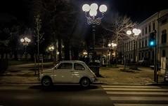 Classic Italia (Mark240590) Tags: light street car fiat500 500 fiat