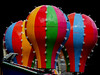 All the fun of the Fair (tina negus) Tags: fair balloons abstracy colours brightride merrygoround