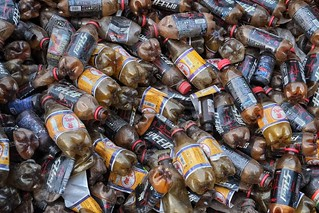 #flakes #plastic #recycling  07/5/2018  ©saiful min kazal