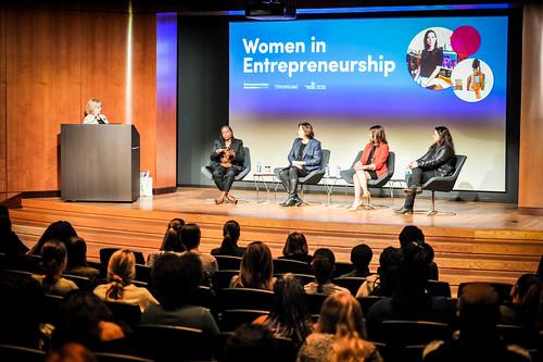 ENI : Who Runs the World? Women Entrepreneurs!