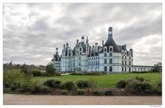 Chambord (JG Photographies) Tags: château france loiretcher françois ier french jgphotographies canon7dmarkii bâtiment ciel pelouse champ paysage tour architecture chambord europe