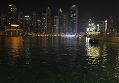 Downtown Dubai (Irina.yaNeya) Tags: dubai uae emirates city urban night downtown architecture water sea reflection buildings light boat iphone dubái eau ciudad noche arquitectura agua mar reflejo edificio luz barco دبي‎‎ الامارات مدينة ليل فنمعماري بناء ماء بحر ضوء قارب дубаи оаэ эмираты город ночь архитектура вода море отражение здания свет лодка