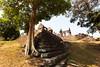 Arbre et pierre semblent liés (exterieur Gopura IV) (Joh Pik) Tags: preahvihear prasatpreahvihear unesco patrimoinemondial patrimoinemondialedelunesco worldheritage thailande cambodge cambodia thai frontière frontier temple ប្រាសាទព្រះវិហារ prasatpreahvihea shiva bouddha buddha shivaïste templedepreahvihear asie culturel cultural templehindou hindutemple dângrêkmountains khmer empirekhmer unescoworldheritagesite suryavarman montsdangrek architecturekhmère