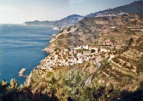 Cinque Terre - Ligúria, Itália