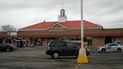 Atlantic & Paraiso Supermarket... (Nicholas Eckhart) Tags: america us usa fortwayne indiana in 2018 retail stores former reuse ap market grocerystore