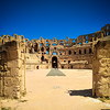 The colosseum of El Jem (MastaBaba) Tags: eljem almahdīyah tunisia tn colosseum arena ruin center centre 20180409