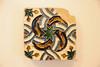 Azulejo tile (kodyjardim) Tags: sãojorgecastle lisbon azulejo