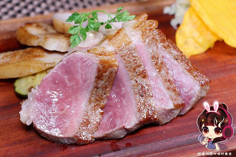 台北東區乾式熟成牛排 紅點熟成肉餐廳64