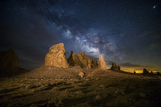 Trona Night