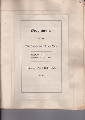 1925: Apr Programme 1