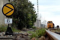 Direcciones (Tomeso) Tags: fgc puerto maniobras señal aguja 706 6 barcelona spain narrow gauge