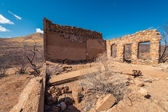 Shake It Out (Wayne Stadler Photography) Tags: 2018 courtland wildwest west southwest ruins derelict ghosttown ghosttowntrail stoneruins desert arizona usa abandoned stones towns
