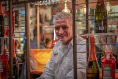 Aperol Spritz Man at Mercado de San Miguel, Madrid (Thank you for 1 million views) Tags: aperol spritz mercado madrid spain