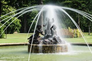 Splashing Around in the Fountain