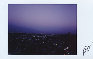 Fujitivas_XVIII - Santiago dyes purple
