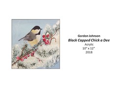 """Black Capped Chick a Dee • <a style=""""font-size:0.8em;"""" href=""""https://www.flickr.com/photos/124378531@N04/41738584051/"""" target=""""_blank"""">View on Flickr</a>"""