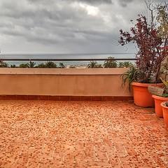 Comença a ploure  -- It starts to rain (Miquel Lleixà Mora [NotPRO]) Tags: plou rain llum light ambient terrassa rajola paisatgeurba urbanlandscape igerscatalunya igersmataro igersmaresme life vida igers